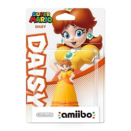 Figurine Amiibo - collection Super Mario - Daisy