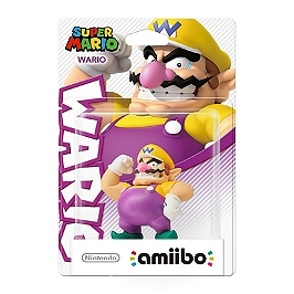 Figurine Amiibo - collection Super Mario - Wario
