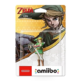 Figurine Amiibo - Link (Twilight princess)