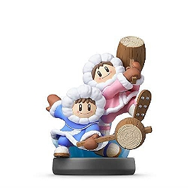 Amiibo n°68 ice climbers - collection super smash bros.