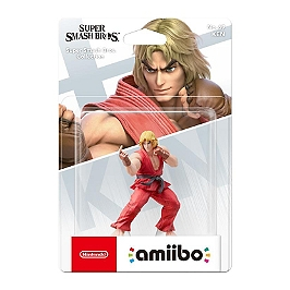 Amiibo n°69 ken - collection super smash bros.