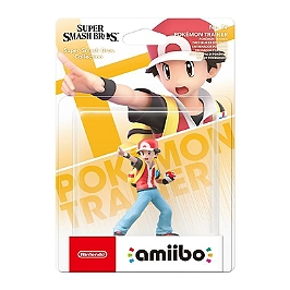 Amiibo n°74 dresseur de pokémon - collection super smash bros.