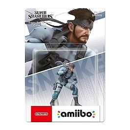 Amiibo n°75 snake - collection super smash bros.