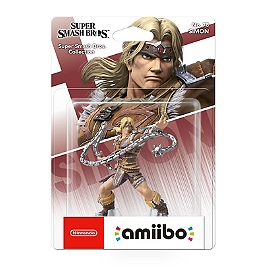 Amiibo n°78 simon belmont - collection super smash bros.