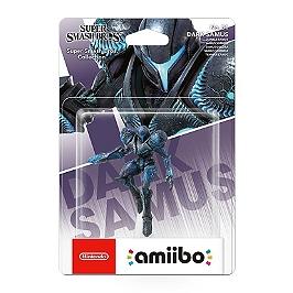 Amiibo n°81 samus sombre - collection super smash bros.