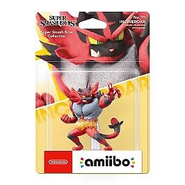 Amiibo n°79 félinferno - collection super smash bros.
