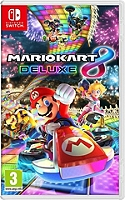 Mario Kart 8 Deluxe (SWITCH) sur Nintendo Switch