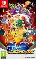 Pokkén tournament DX (SWITCH) sur Nintendo Switch