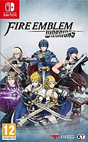 Fire emblem warriors (SWITCH) sur Nintendo Switch
