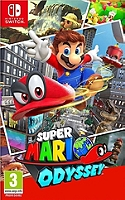 Super Mario Odyssey (SWITCH) sur Nintendo Switch
