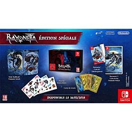 Bayonetta 2 - Edition spéciale - limitée (SWITCH)