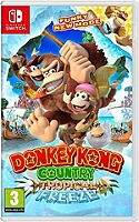 Donkey Kong Country Tropical Freeze (SWITCH) sur Nintendo Switch