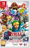 Hyrule Warriors - Definitive (SWITCH) sur Nintendo Switch
