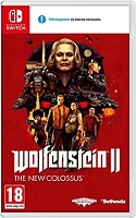 Wolfenstein II : the new colossus (SWITCH)