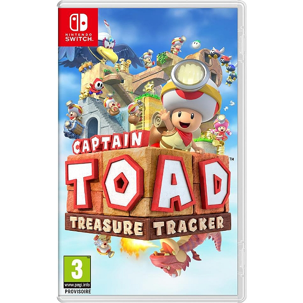 Calendrier Jeux Switch.Captain Toad Treasure Tracker Switch