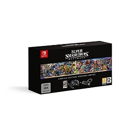 Super smash bros ultimate - Collector (SWITCH)
