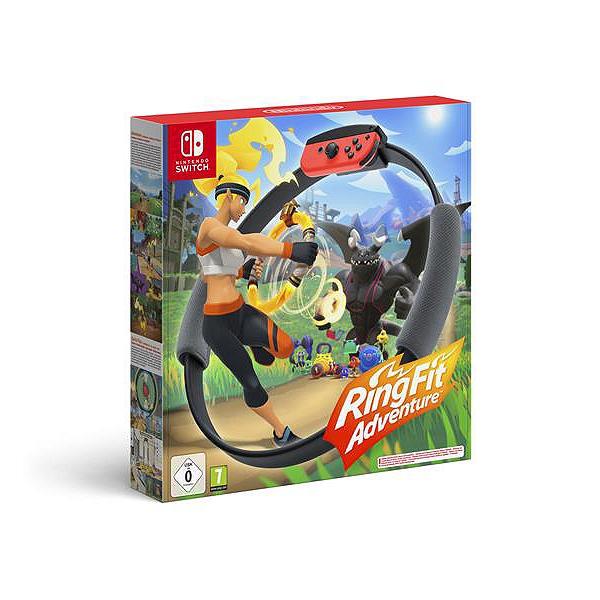 Ring Fit Adventure Switch Sur Nintendo Switch Jeux Videos