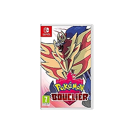 Pokémon bouclier (SWITCH)