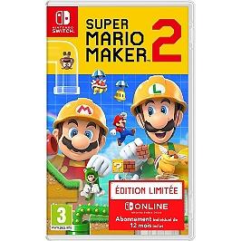Super Mario Maker™ 2 - édition limitée (SWITCH)