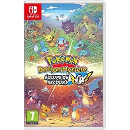 Pokémon donjon mystère : équipe de secours DX (SWITCH)