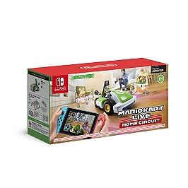 Mario Kart Live : Home Circuit / Ensemble Luigi (SWITCH)