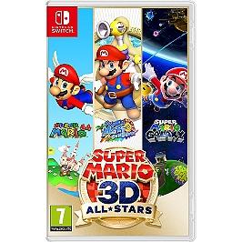 Super Mario 3D All-Stars - édition limitée (SWITCH)