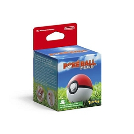 Poké ball plus (SWITCH)