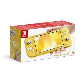 Console nintendo switch lite - jaune (SWITCH)