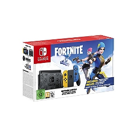 Console Nintendo Switch - Edition Spéciale Fortnite (SWITCH)