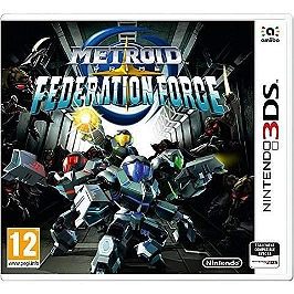 Metroid Prime federation force (3DS)