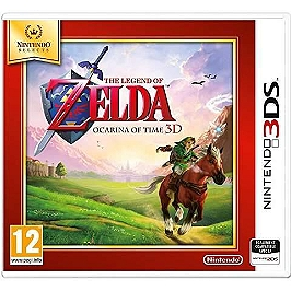 The Legend of Zelda : Ocarina of time - Nintendo Selects (3DS)
