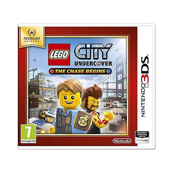 Lego Nintendo City Undercover Begins The Selects3ds Chase CrxsdQothB