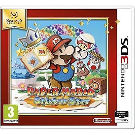 Paper Mario : sticker star - Nintendo Selects (3DS)