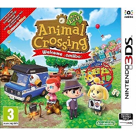 Animal crossing new leaf - welcome Amiibo ! (3DS)