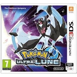 Pokémon ultra Lune (3DS)