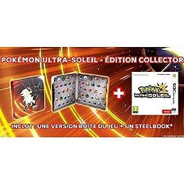 Pokémon Ultra Soleil - collector (3DS)
