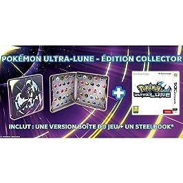 Pokémon ultra Lune - collector (3DS)