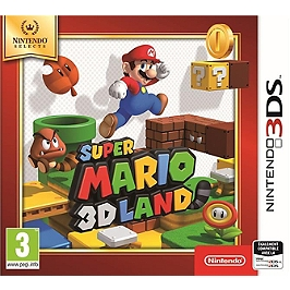 Super mario 3D land - Nintendo Selects (3DS)