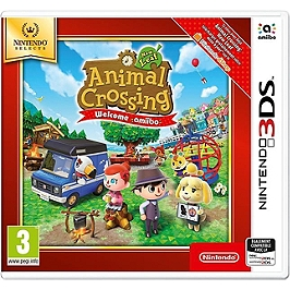 Animal Crossing New Leaf Welcome Amiibo - Nintendo Selects (3DS)