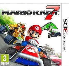 Mario kart 7 (3DS)