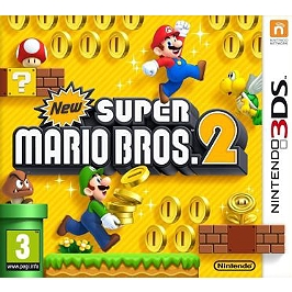 New super Mario Bros 2 (3DS)