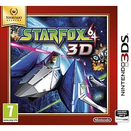Star fox 64 - Nintendo Selects (3DS)