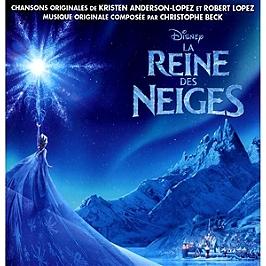 La Reine des neiges (bof), CD