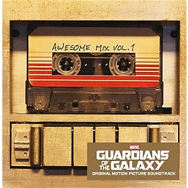 Guardians of the galaxy: awesome mix /vol.1, Vinyle 33T