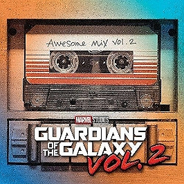 Guardians of the galaxy /vol.2: awesome mix /vol.2, Vinyle 33T