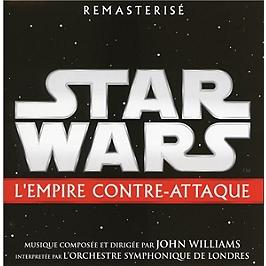 Star Wars : l'empire contre-attaque, CD