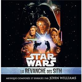 Star wars: la revanche des sith, CD