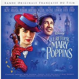 Le retour de Mary Poppins, version française (bof), CD