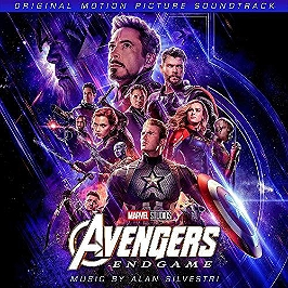 Avengers: endgame (bof), CD