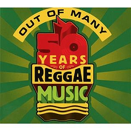 Out of many : 50 years of Jamaican music, CD Digipack